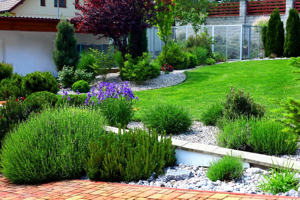Realizace zahrad včetně návrhů