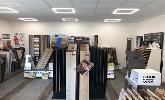 Pokládka a prodej vinylových podlah