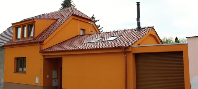 Rekonstrukce a zateplování Kladno – rodinné domy i komerční objekty