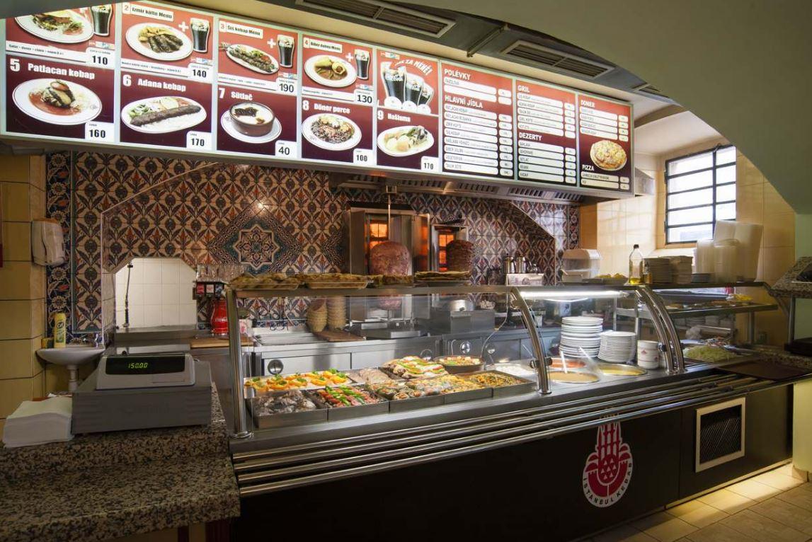 Pravá turecká restaurace v centru Prahy s tradičními pokrmy z kvalitních surovin
