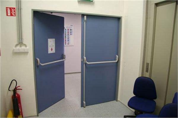 protipožární ocelové dveře od výrobce