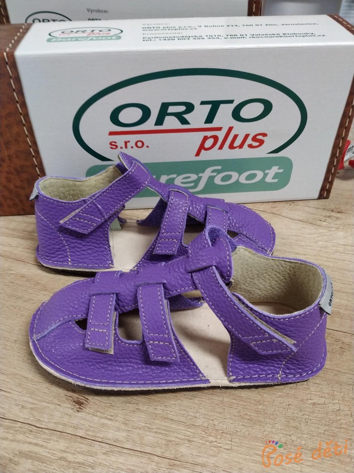 barefoot sandály - eshop, prodej Zlín