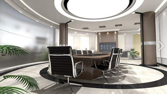 Moderní vybavení kanceláře na klíč