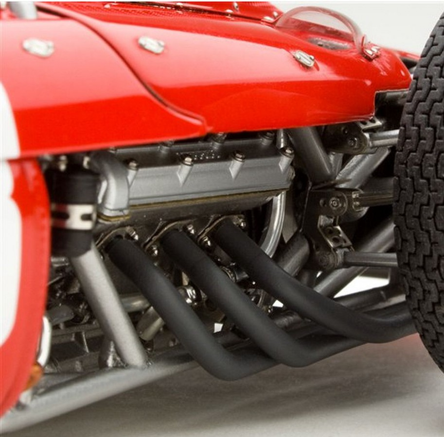 Funkční části modelů aut Ferrari