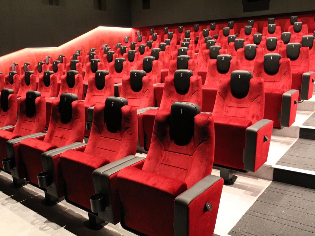 Produktion, Montage, Umbau des Theatersaals, Kinosaals die Tschechische Republik
