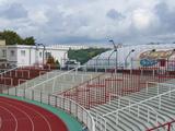 REKOCENTRUM SVITAVY, s.r.o., sanace kovových kontrukcí, schodišť, stadionů