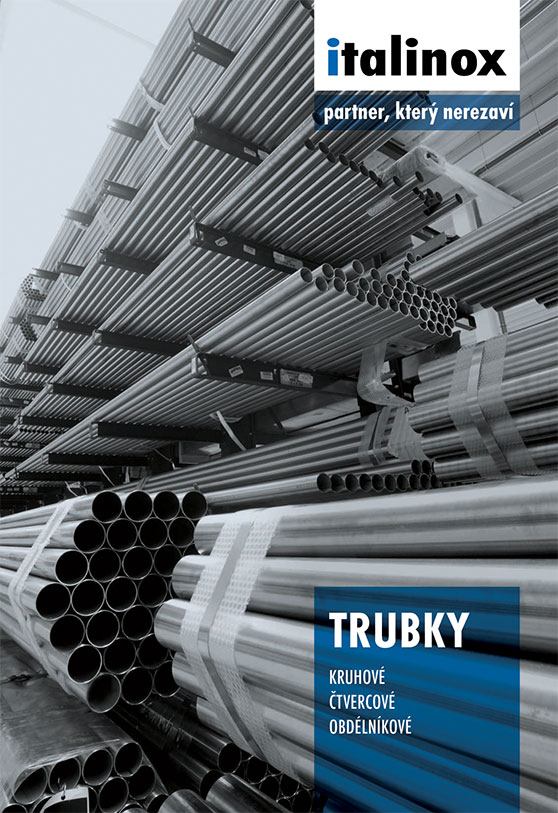 Zpracování nerezové oceli – dělící a převíjecí linka