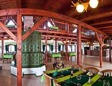 Lovecká chata u hraničního přechodu Folmava, restaurace, oslavy
