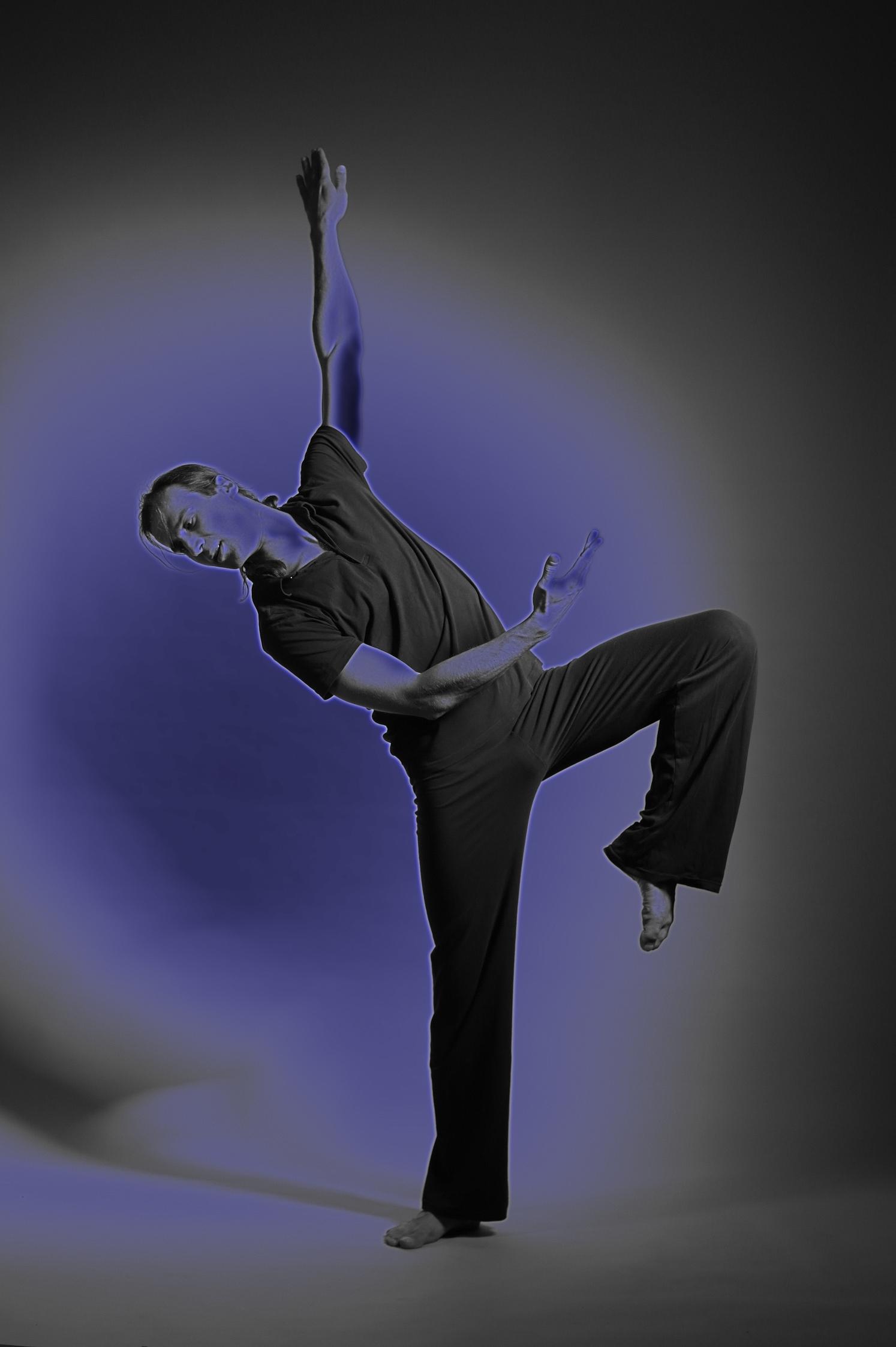 Pravidelné lekce moderního tance