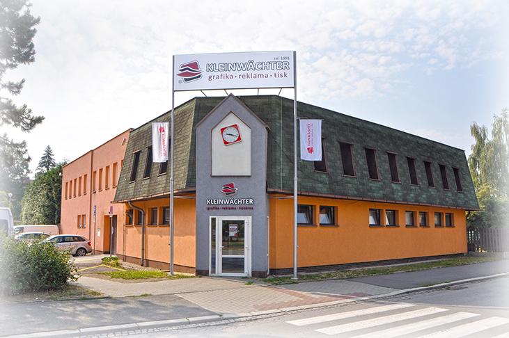 Tiskárna KLEINWÄCHTER ve Frýdku-Místku - tisk katalogů