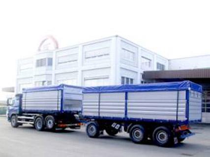 Silniční nákladní doprava, kamionová přeprava, spedice Ostrava