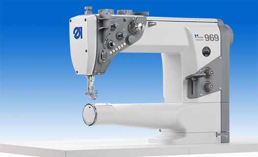 Průmyslové šicí stroje Dürkopp-Adler, výroba na zakázku, prodej, servis a poradenství
