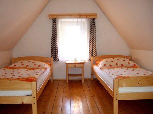 Ubytování ve východních Krkonoších s možností polopenze