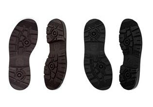 Výroba podešví - mezipodešev, podešev pro bojovou obuv, vojenské boty