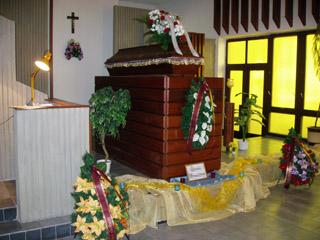 Pohřeb Cheb