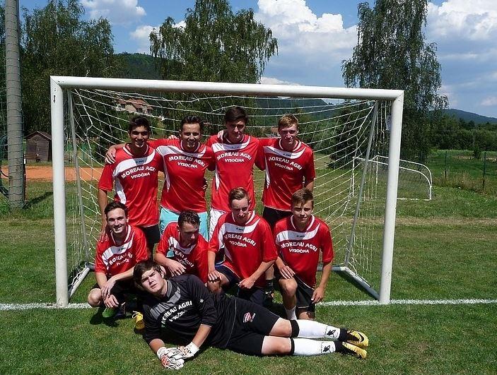 Pravidelné společenské i sportovní akce v malé obci Ujčov