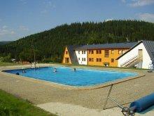 Horský hotel Brans s.r.o., Malá Morávka, venkovní vyhřívaný bazén, wellness