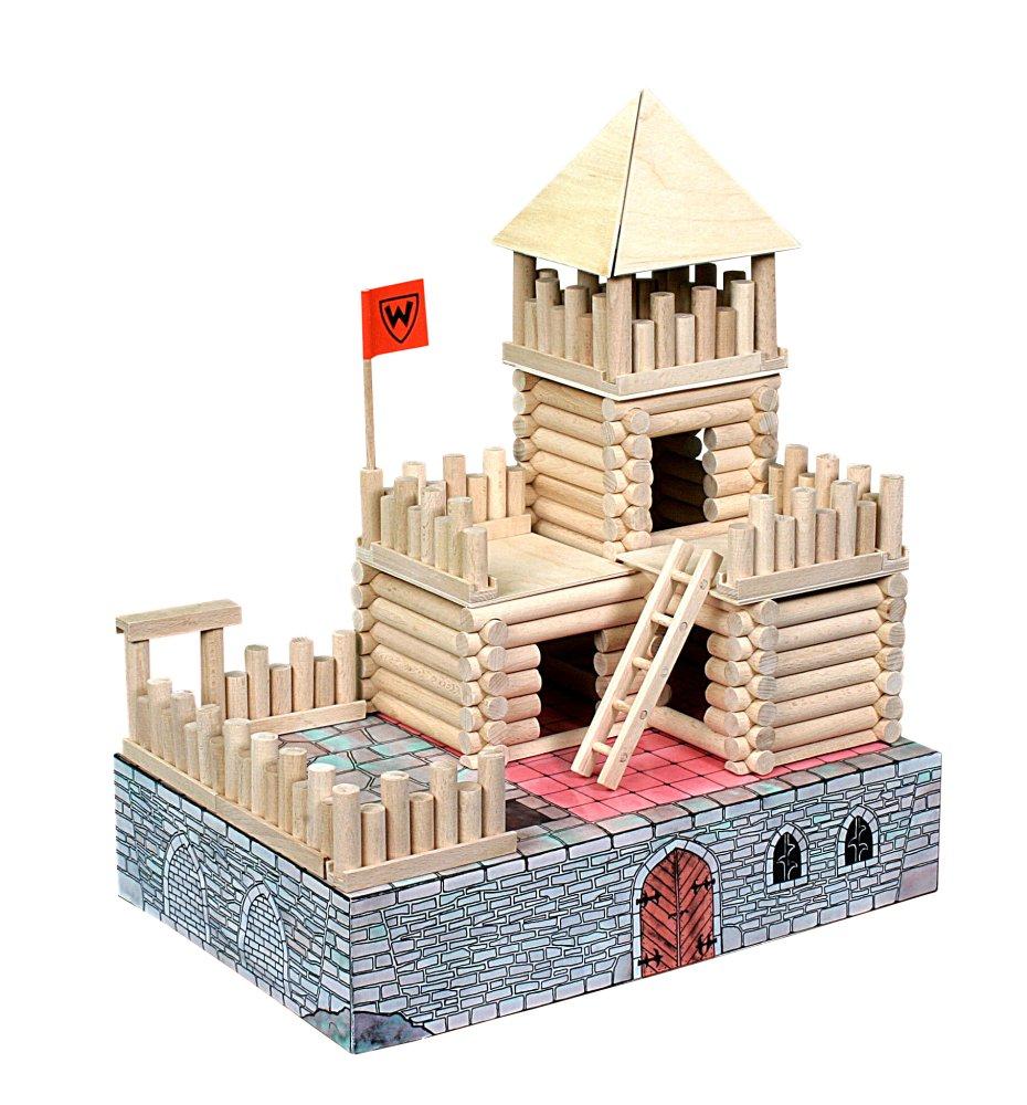Výroba, velkoobchod dřevěných hraček - skládací, slepovací dřevěné stavebnice