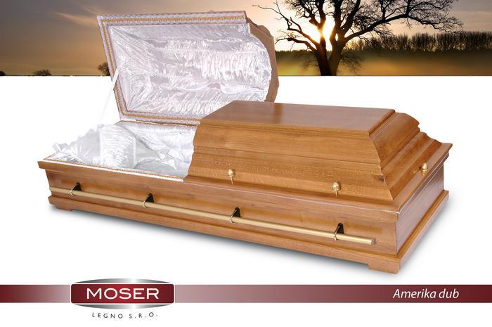 Vše pro sjednání pohřbu