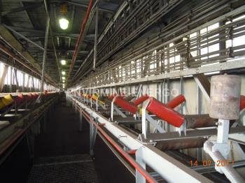 Dodávky technologických celků pro zpracování sypkých hmot