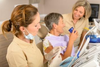 Zubní kaz - metody ošetření