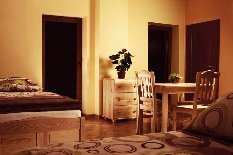 Příjemné ubytování v Železných Horách na samotě u lesa