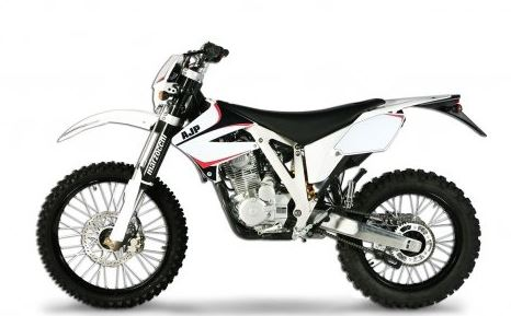 Motocykly AJP  a STOMP – prodej, servis, příslušenství