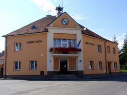 Obecní úřad obce Hospozín a Hospozínek - informace
