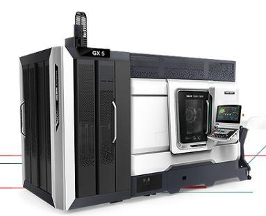 Automatizované obráběcí stroje – automatizační řešení pro stroje DMG MORI
