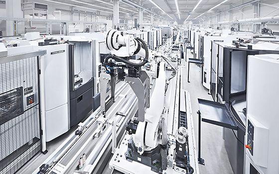 Zakázková řešení automatizace na klíč