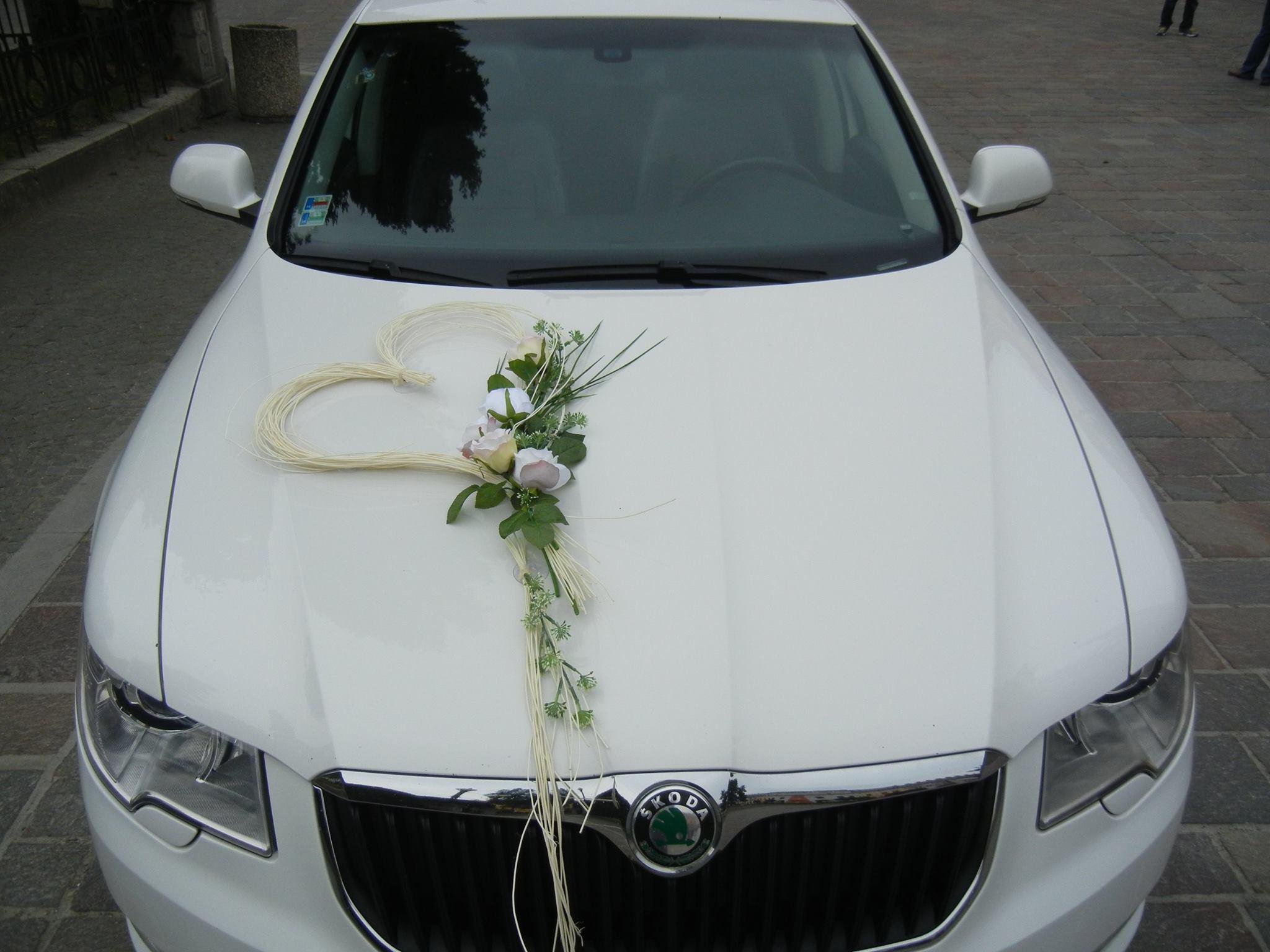 Květinový servis na svatbu - svatební kytice, výzdoba, dekorace