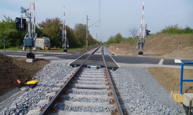 Umělé železniční stavby na území České republiky