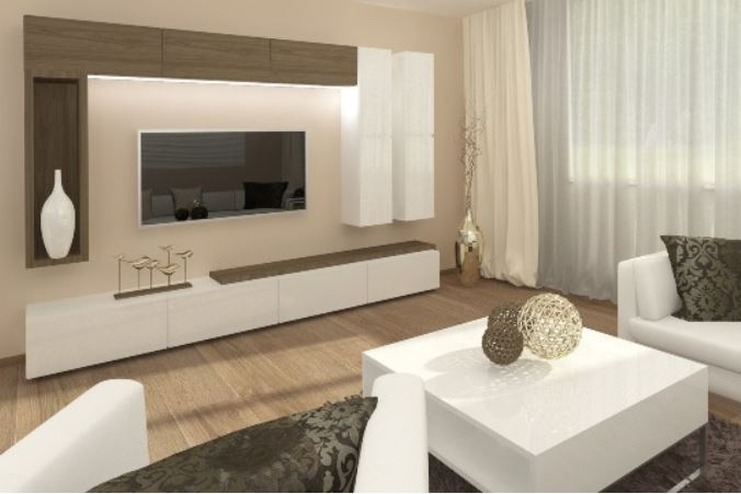 Byty do OV v novém bytovém domě
