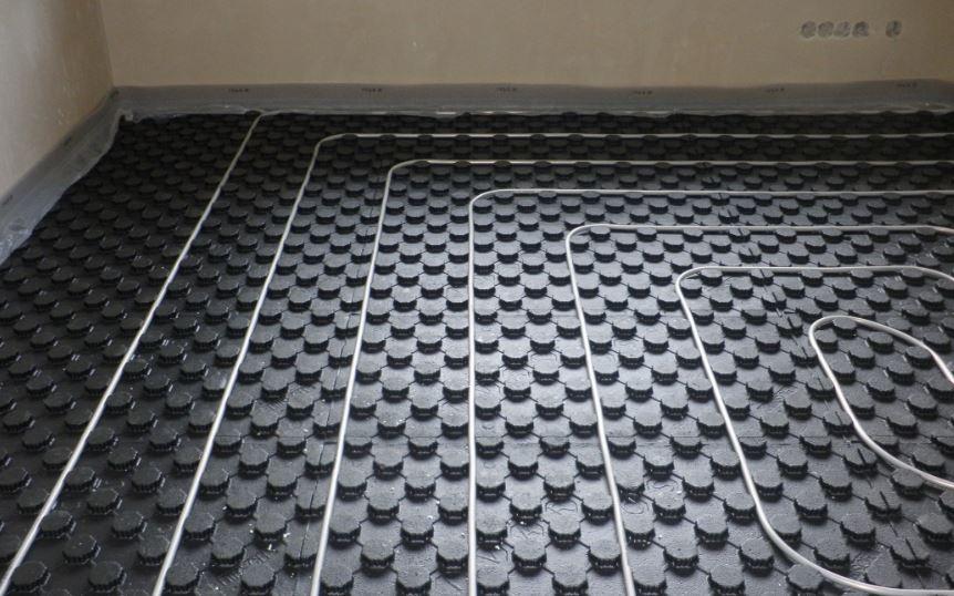 Instalace podlahové topení, Liberec