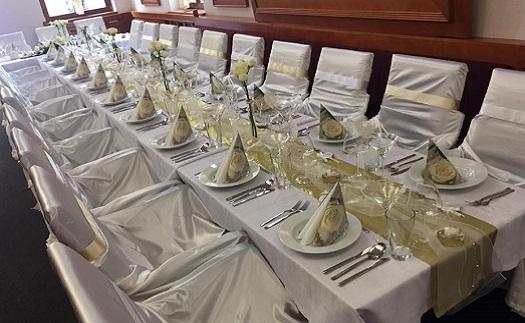 Komfortně vybavený konferenční sál pro firemní akce