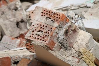 Demolice a odvoz odpadu