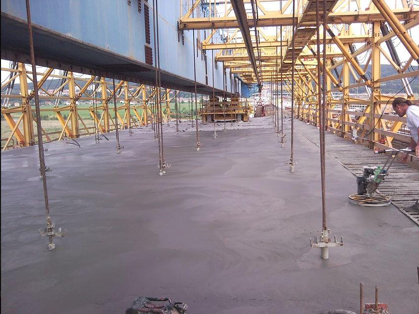 Lité podlahy pro novostavby i rekonstrukce