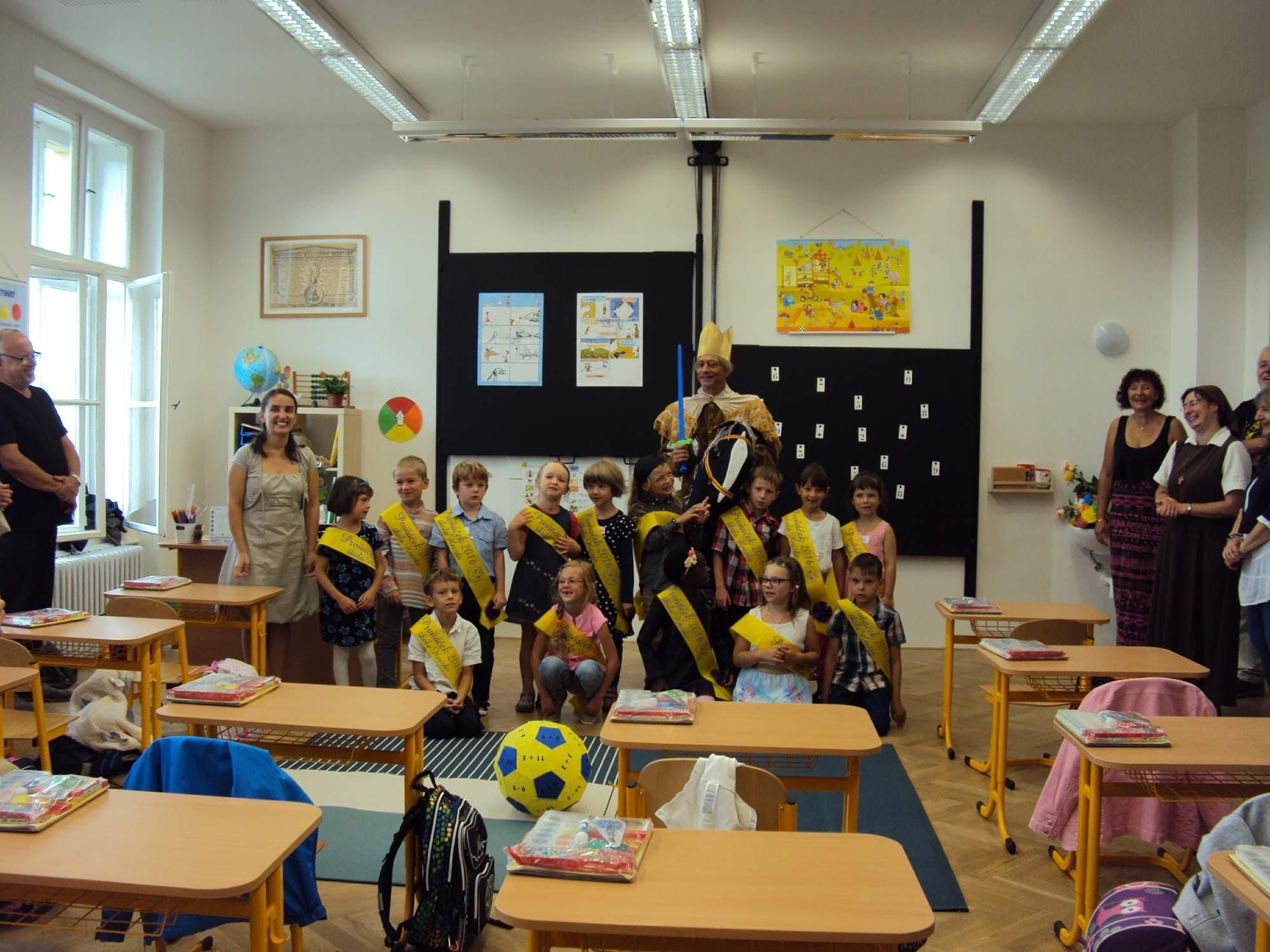 Základní a mateřská škola s environmentálním a sportovním duchem i individuálním přístupem
