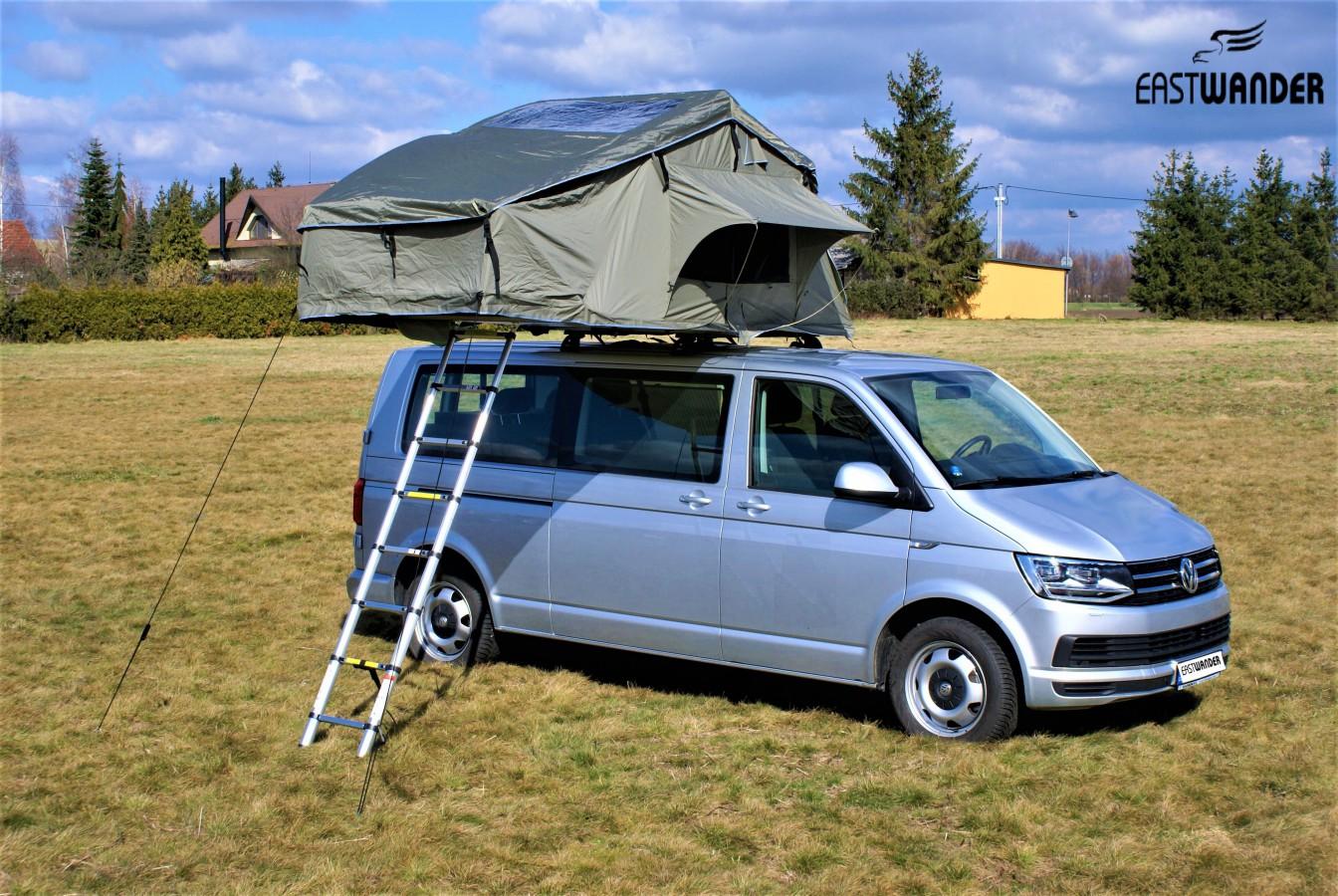 Škrupinové, látkové autostany pre spanie na streche vozidla - strešný stan Púchov, Trnava, Trenčín, Žilina