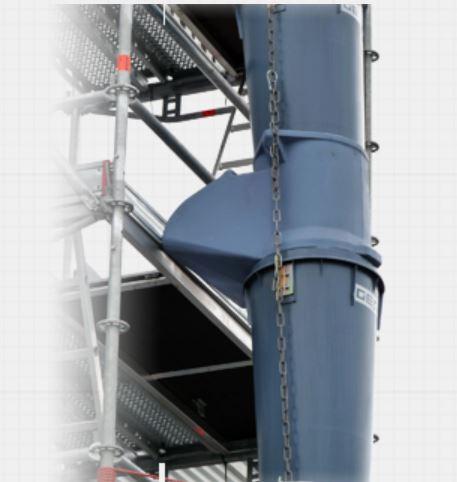 Půjčovna stavebních výtahů, vrátků, shozů a další mechanizace