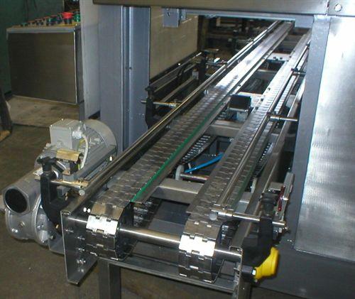 Automatické plnící linky pro pivovary – vykladače, automatické myčky, vkladače lahví