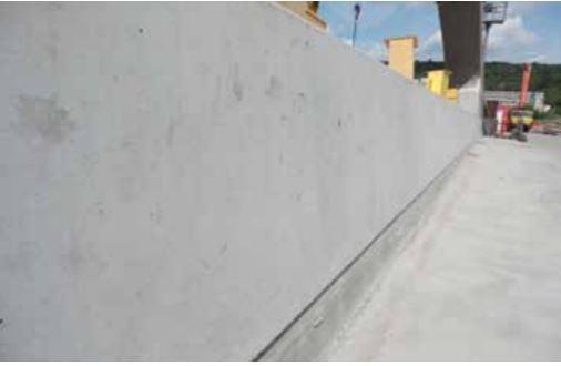Betonování chlazeným betonem v letních měsících