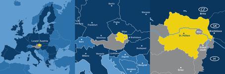 Dolní Rakousko nabízí obchodní a podnikatelské příležitosti
