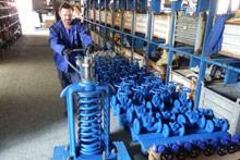 Průmyslové armatury od světových výrobců, ventily, kohouty, klapky