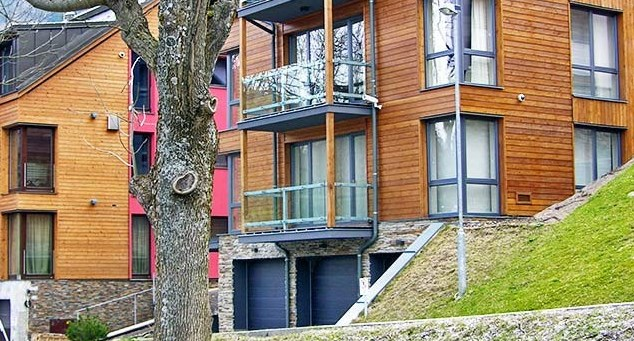 Realizace bytové výstavby
