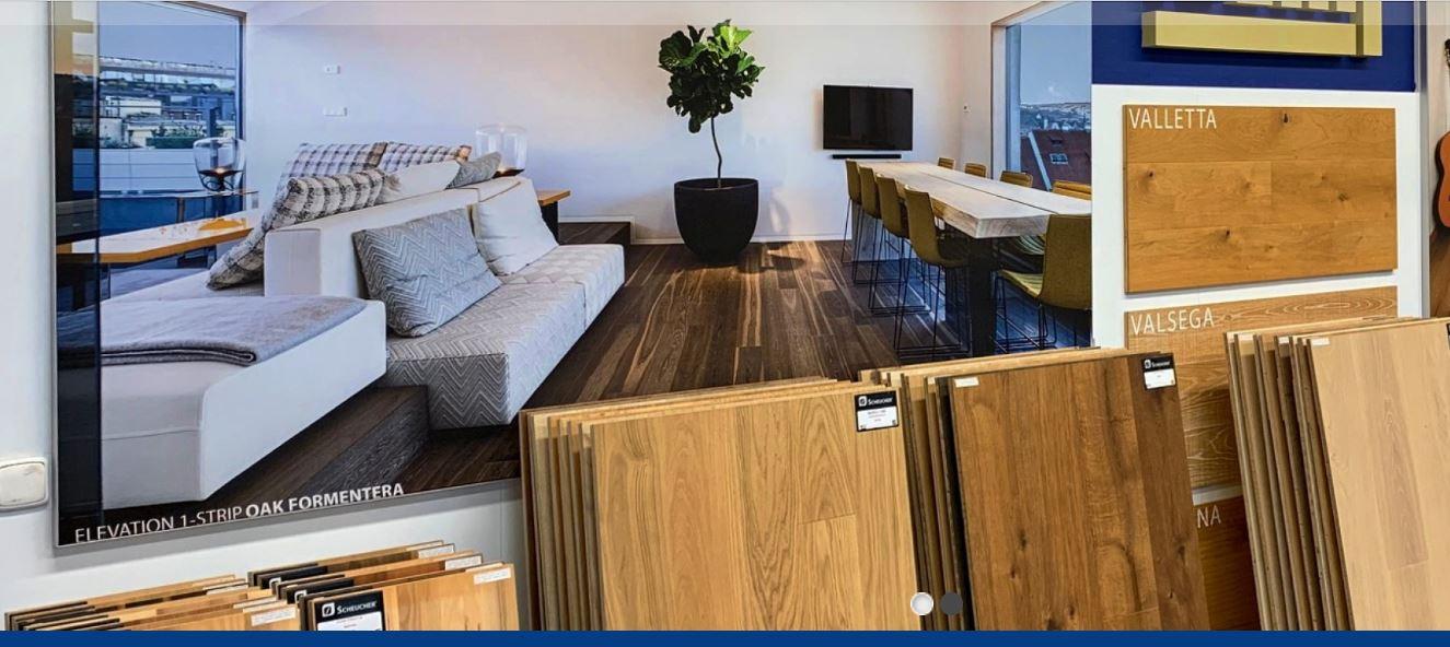 Vinylové podlahy pro každý interiér za skvělé ceny
