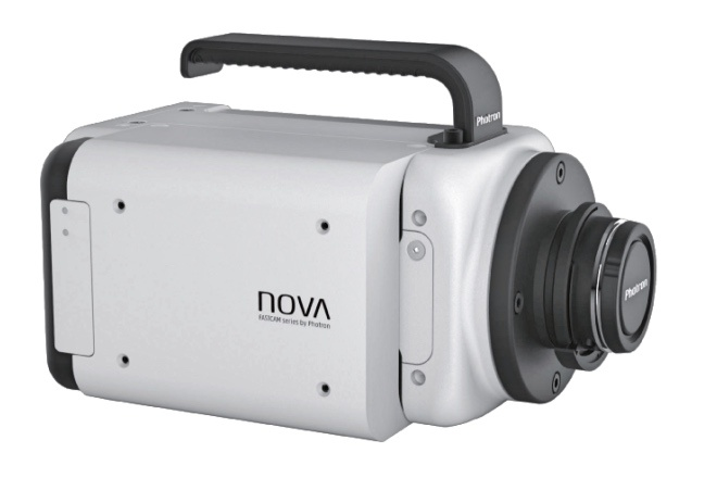 Vysokorychlostní kamery Photron - Fastcam NOVA v kompaktním provedení