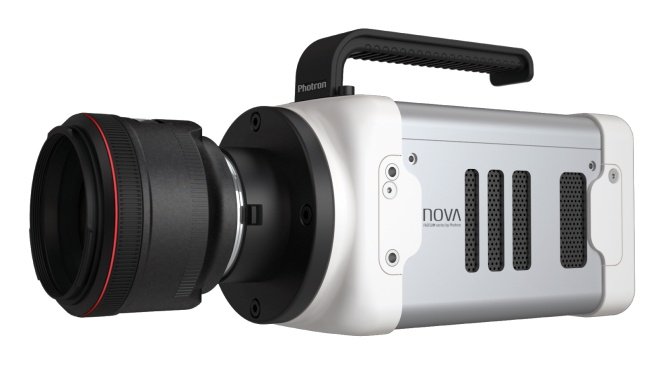 Tři varianty kamery Fastcam NOVA