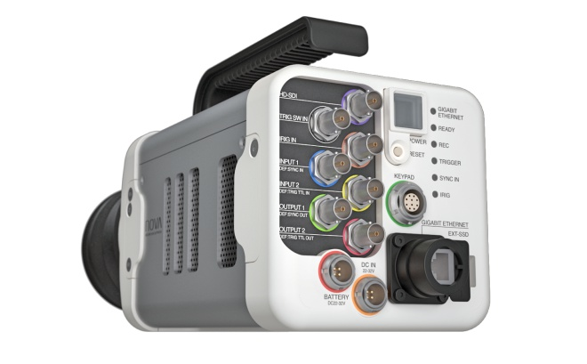 Kamery Photron - Fastcam NOVA
