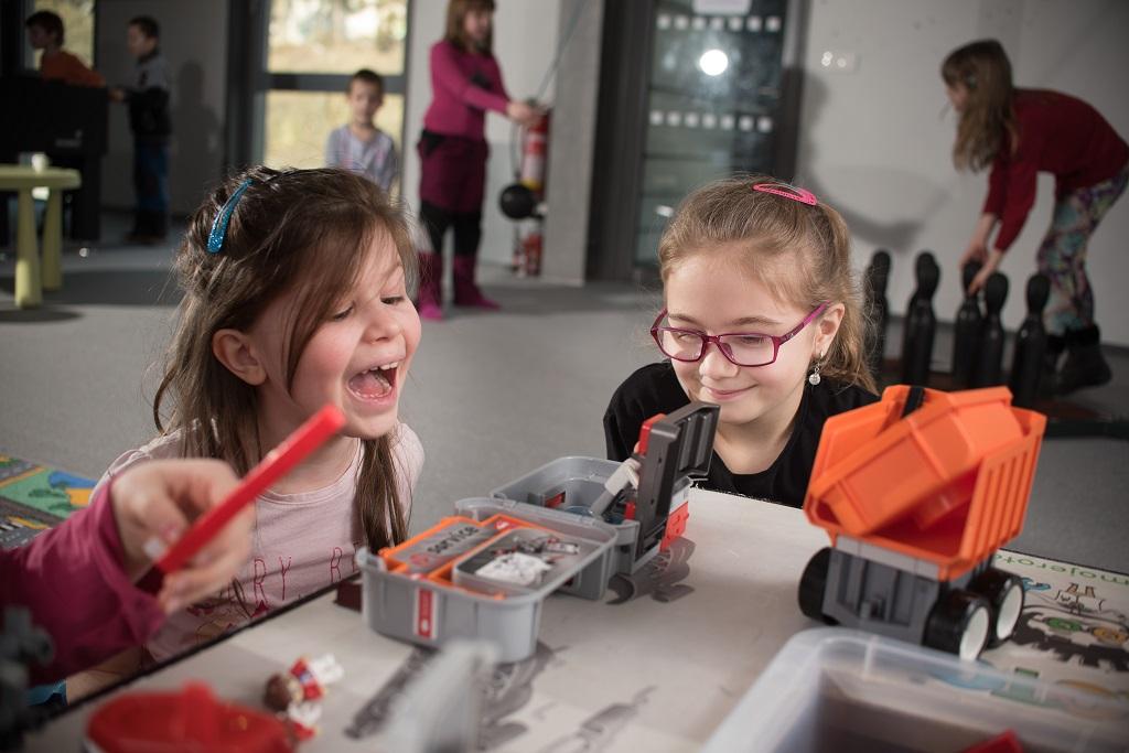 V ekotechnickém centru Třebíč najdou zábavu i ponaučení rodiče i děti